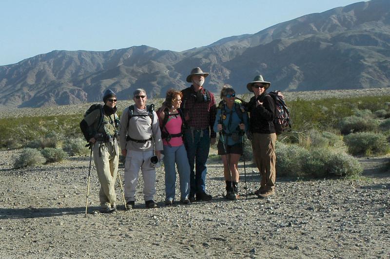 Robin, me, Kathy, Erick, Sooz and Rachel.