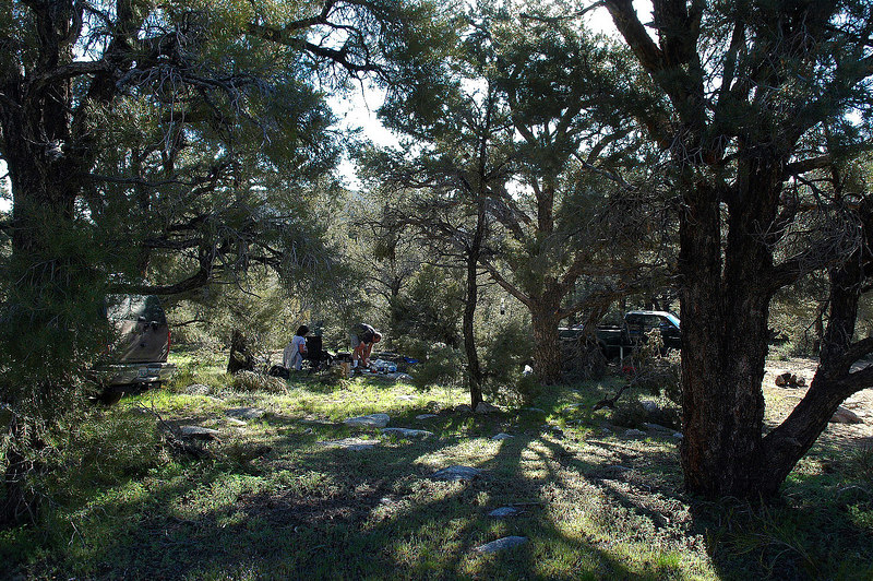 Part of area we camped at.