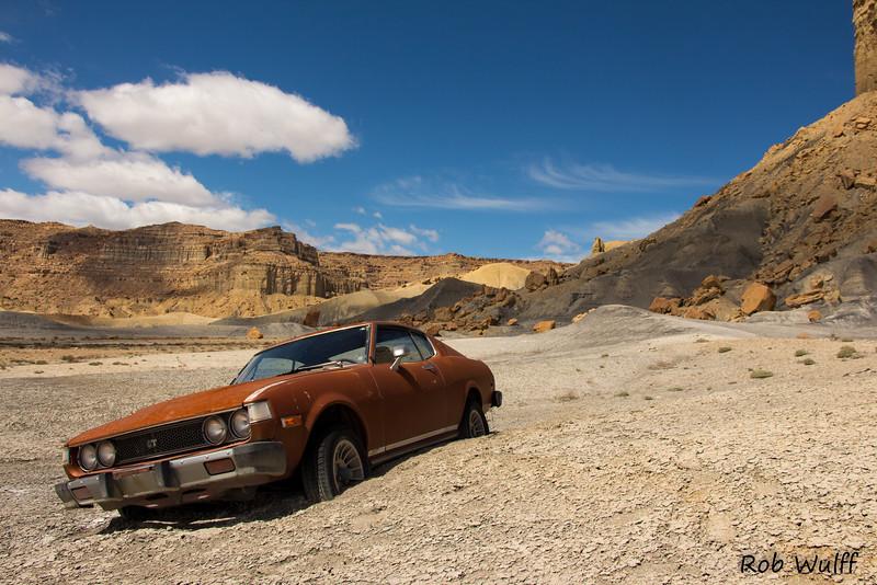 '77 Toyota Celica GT Liftback