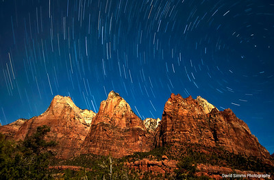 Stars at Zion