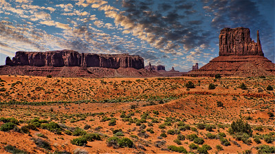Monuments Valley, Navajo Nation, Utah/Arizona