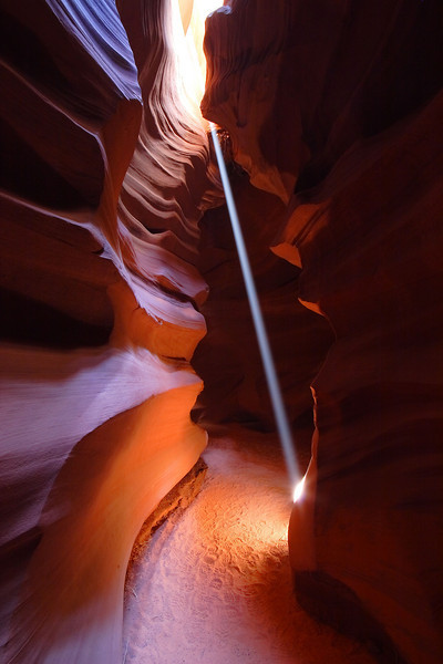 Antelope Canyon - II Navajo Nation Arizona