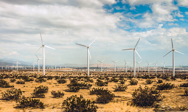 Desert Wind Power