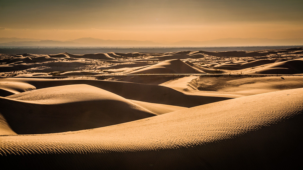 Dunes of the Desert