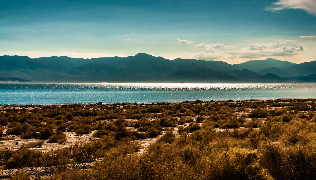 Salton Sea from the East