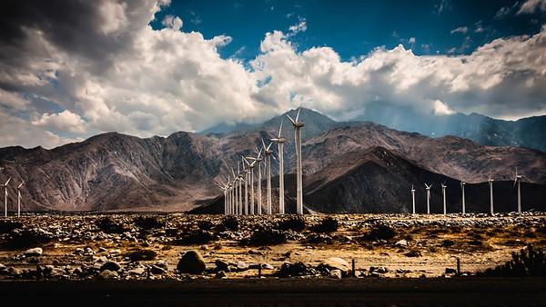 Desert Wind Power