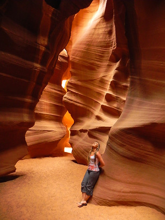 Antelope Canyon Awe