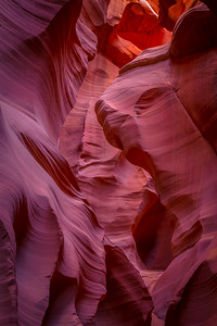 Sandstone Amphitheatre, Lower Antelope Canyon