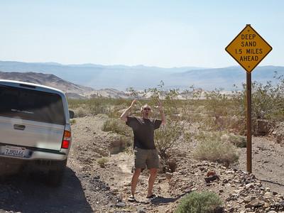 Death Valley March 2010