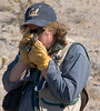 John Caskey is a Geologist from San Francisco State, on sabbatical to do field work in Death Valley.