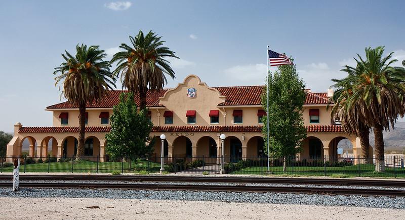 Kelso Station