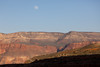Moonrise over the South Rim