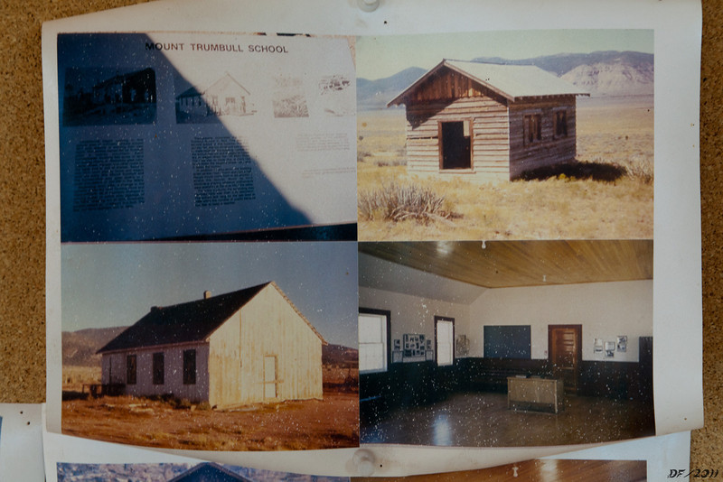 The old schoolhouses