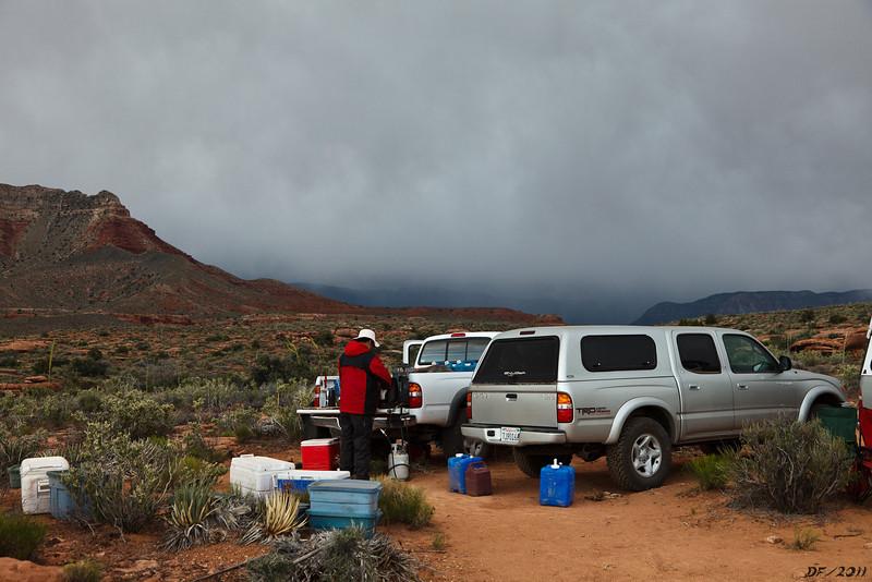Damp Camp