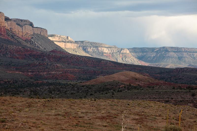Grand Wash Cliffs