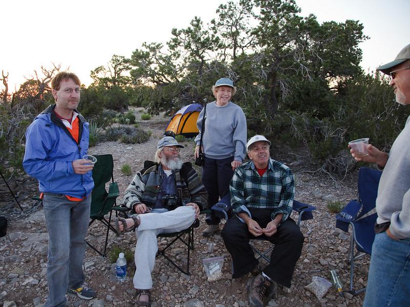 Team Parashant<br /> <br /> Jim, Tony, Kathi, Bill and Peter