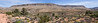 Grand Wash Cliffs Panorama