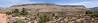 Grand Wash Cliffs Panorama