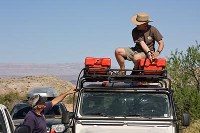 North Rim Grand Canyon - May 2008