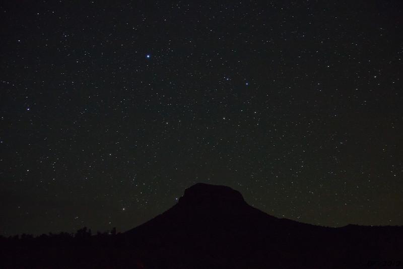 Mollie's Nipple by starlight