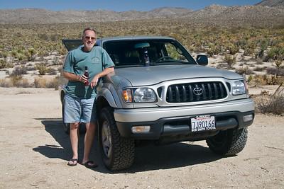 Peter's New Truck - September 2007
