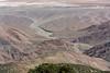 Looking down Hanupah Canyon