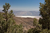 First view of Badwater. Can finally see the whole basin.