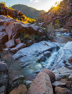 Picadilla Creek, Four Peaks Wilderness