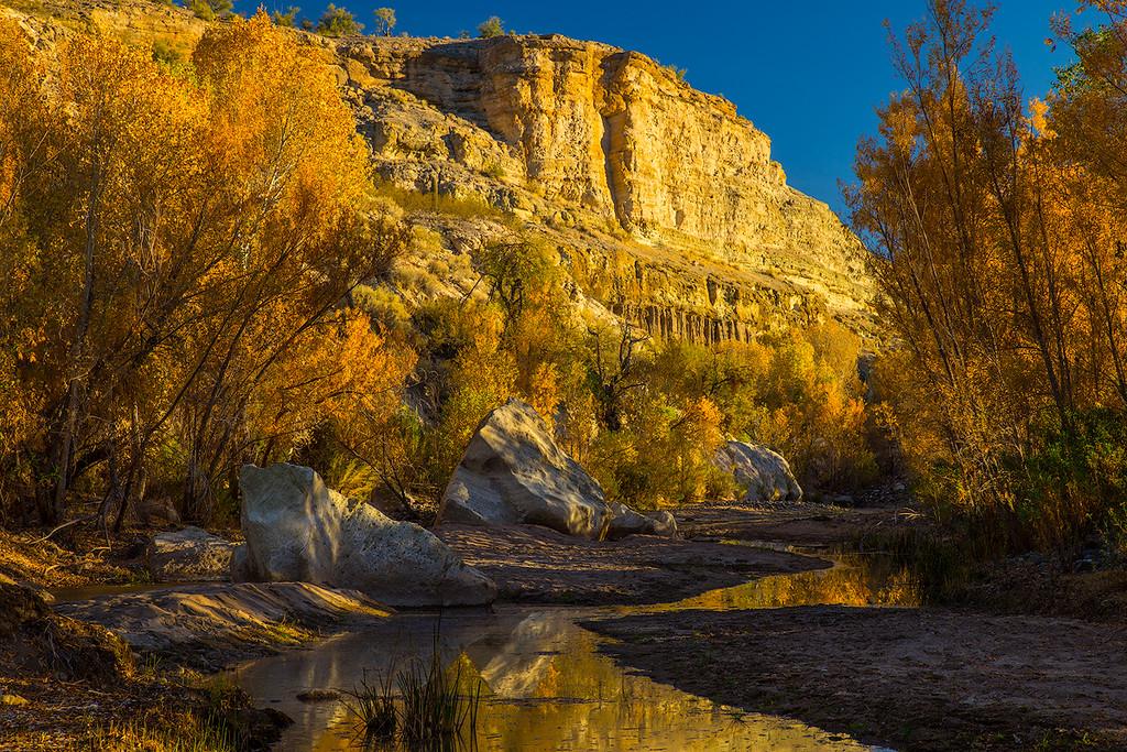 Burro Creek.