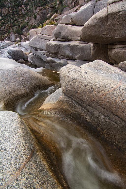 Slick Rock, Sycamore Creek.