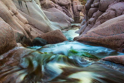 Rapids, Salome Jug, Salome Wilderness
