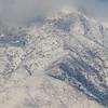 Early morning snow on San Jacinto Mountain