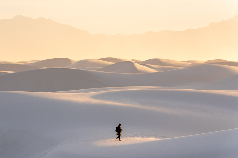 White Sands (with Connor)