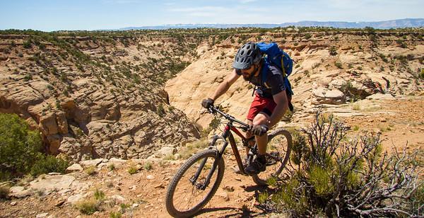 Canyon Charge Erik