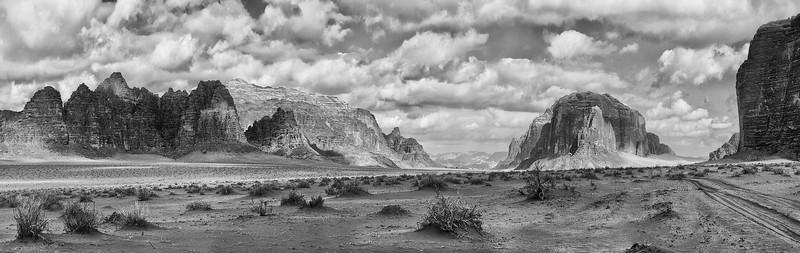 Wadi Ram Panoramic