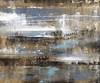 Flecks of Gold-Henry, 60x50 on canvas