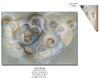 Venus Rising-Leila, 50x32 painting with mised media opn wood, HS14-741-LEIL