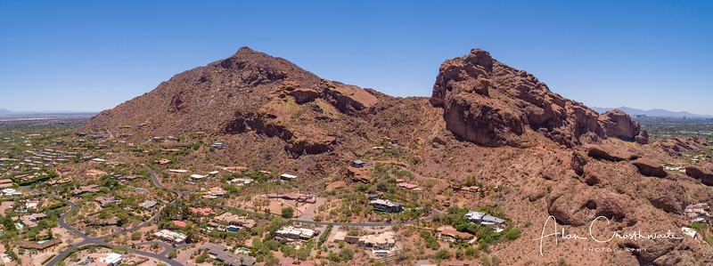 Camelback Mountain, Phoenix, Arizona, USA