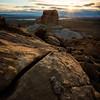 Stud Horse Point, Utah, Arziona, Landscape, Desert, Sunrise