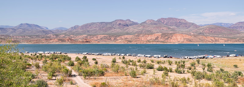 Roosevelt Lake, Arizona
