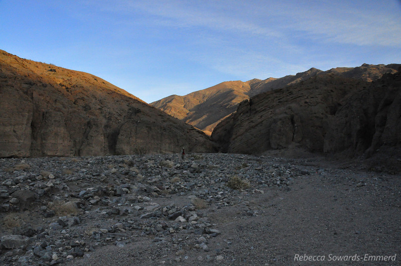 Back in the main canyon, time to head out. I really wanted to spend more time here but we were losing daylight quickly.