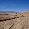 Looking back into Death Valley