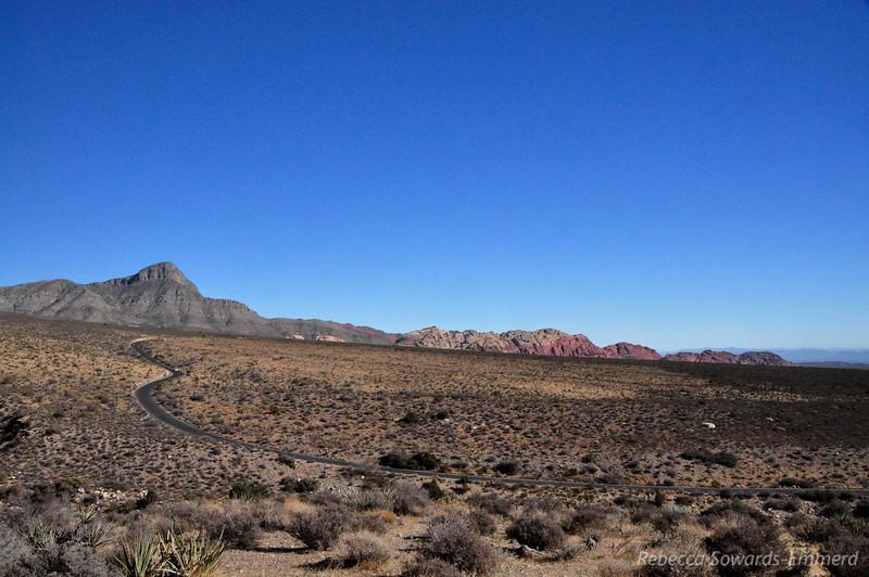 Turtlehead Peak and the Calicos