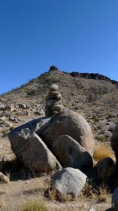 Nice cairn to mark the way