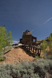 Next stop: Chemung Mine ruins