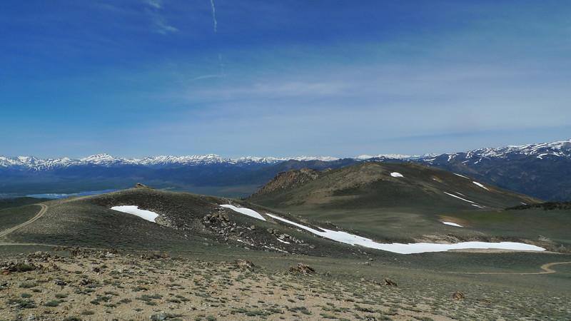 More sierra.