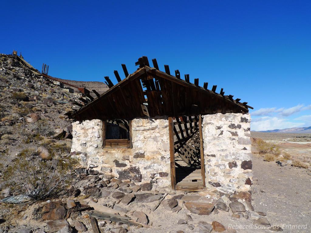 Ruins at Bonnie Clair