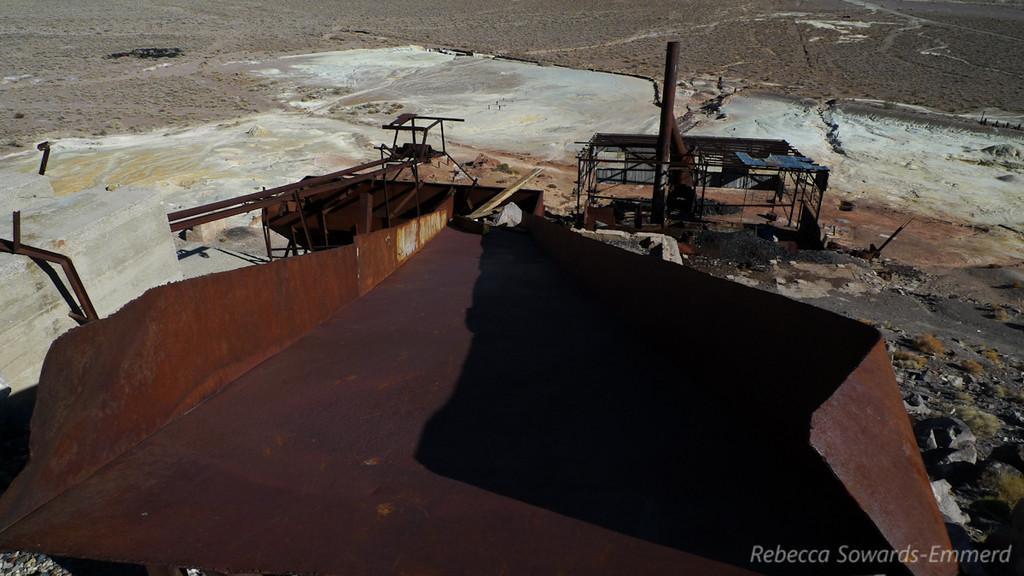Lippincott Smelter Ruins