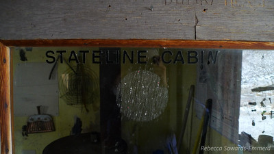 Stateline Cabin, a nicely maintained small cabin outside of Death Valley