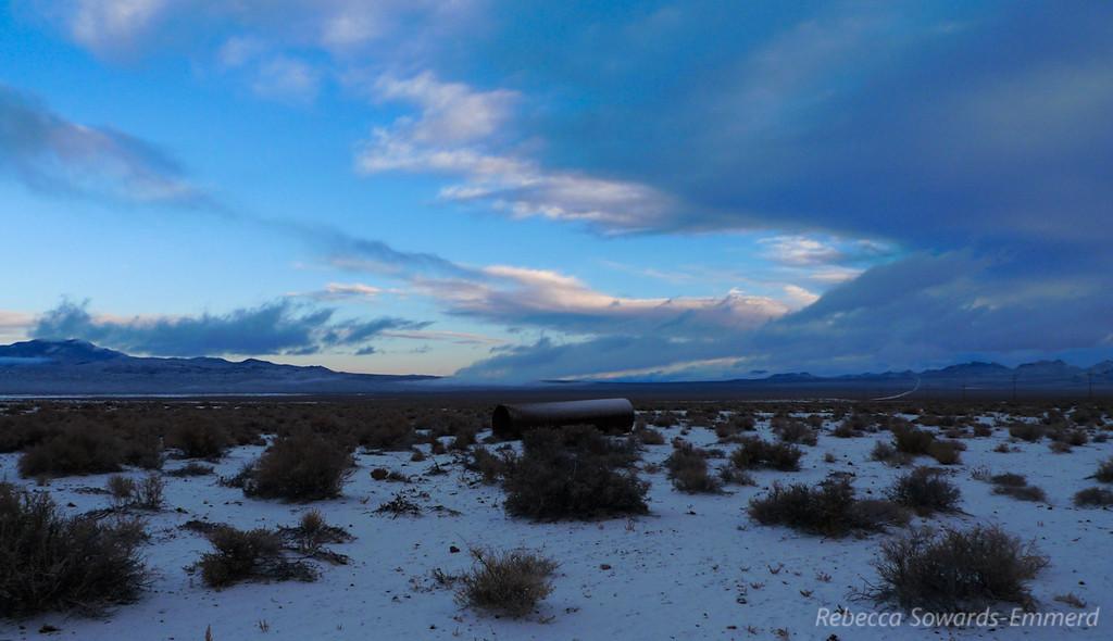 Morning in Silver Peak/Alkali Valley